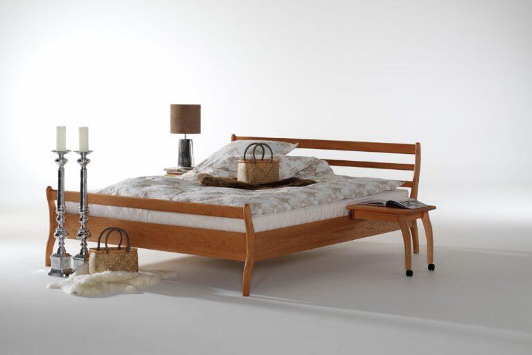 Villy Nørgaard dobbeltseng VN 9602ST Kirsebær - Aisen møbler