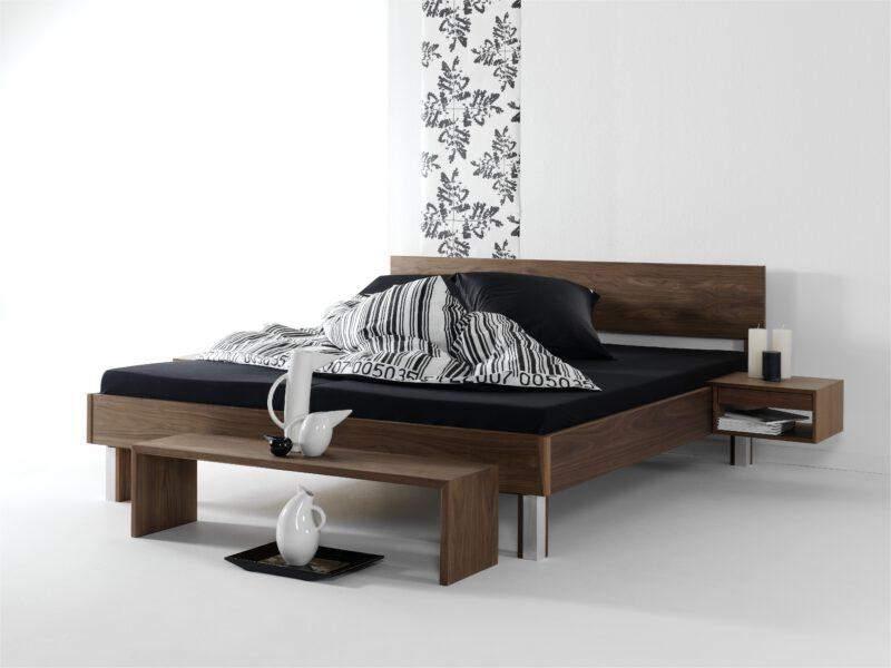 Villy Nørgaard dobbeltseng VN 08.04 - Aisen møbler