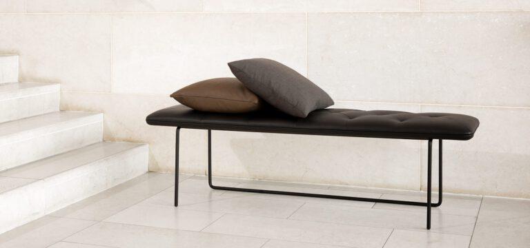 Wendelboe TipToe bench bænk - Aisen møbler